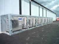 Stanstead Airport - New Car Rental Village - Modular Building_10