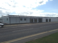 Stanstead Airport - New Car Rental Village - Modular Building_1