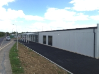 Stanstead Airport - New Car Rental Village - Modular Building_3