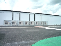 Stanstead Airport - New Car Rental Village - Modular Building_8