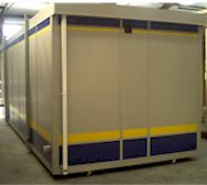 Modular buildings - Cabins